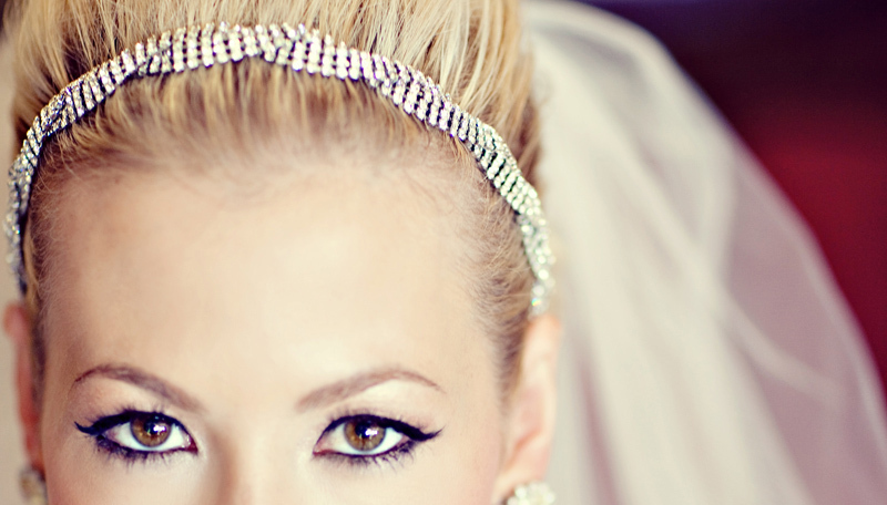 Glitzy Glam Hairband