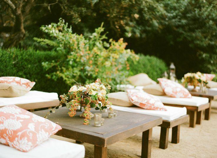 Lovely Garden Reception Lounge