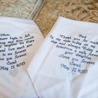 Thank You Handkerchiefs