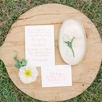 Bright & Colorful Wedding Invites