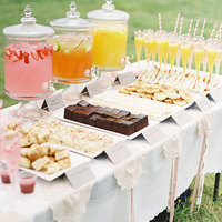 Beverage Tapper Dessert Display