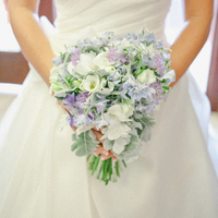 Pastel Bride Bouquet