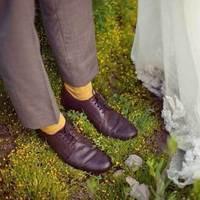 Sunflower Yellow Socks