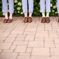 Preppy Pastel Socks