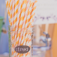 Bright Straws