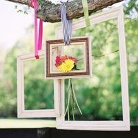 11 Fun Ways to Use Photo Frames in Your Wedding Decor