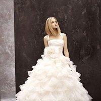 Elegent &Pure Wedding Dress