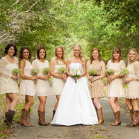 10 Southern-Inspired Bridal Party Looks