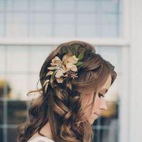 Elegant Sweet Hair Style