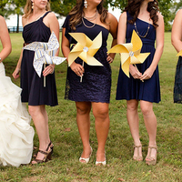 9 Creative Bridesmaid Bouquet Ideas