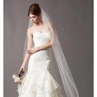 White Sweetheart Wedding Dress