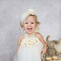 cute dress for flower girls