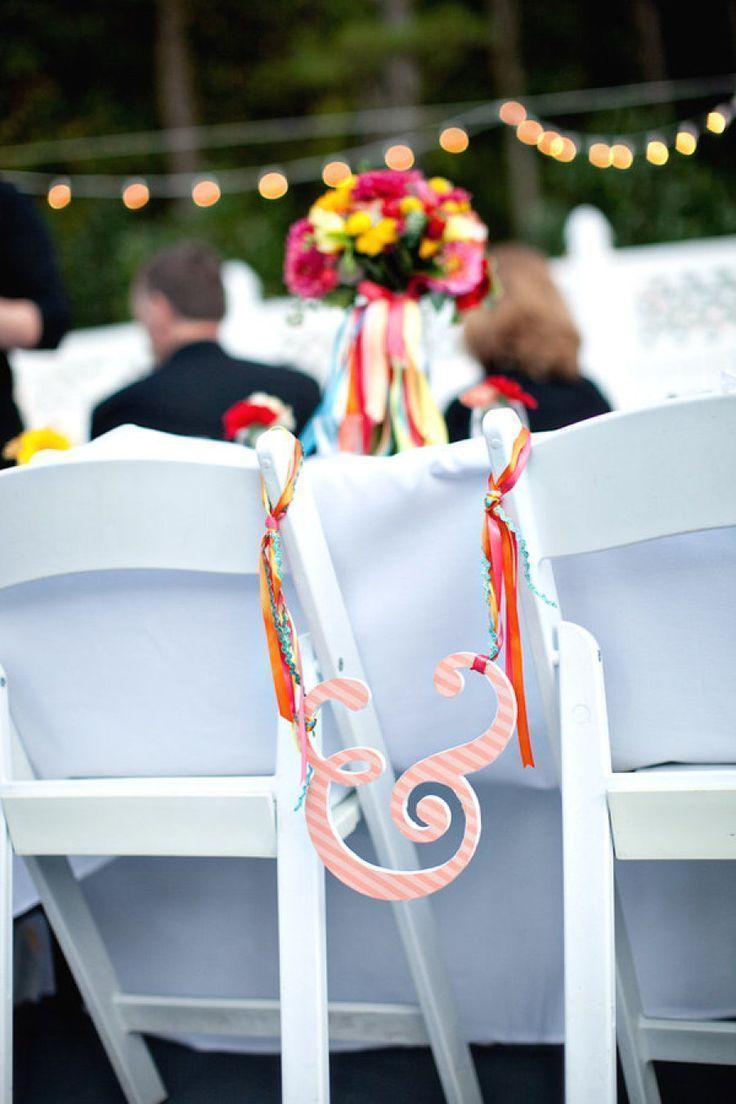Whimsical Chair Decor