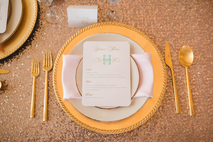 Perfect Place Setting