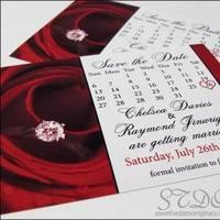 Rose & Calendar