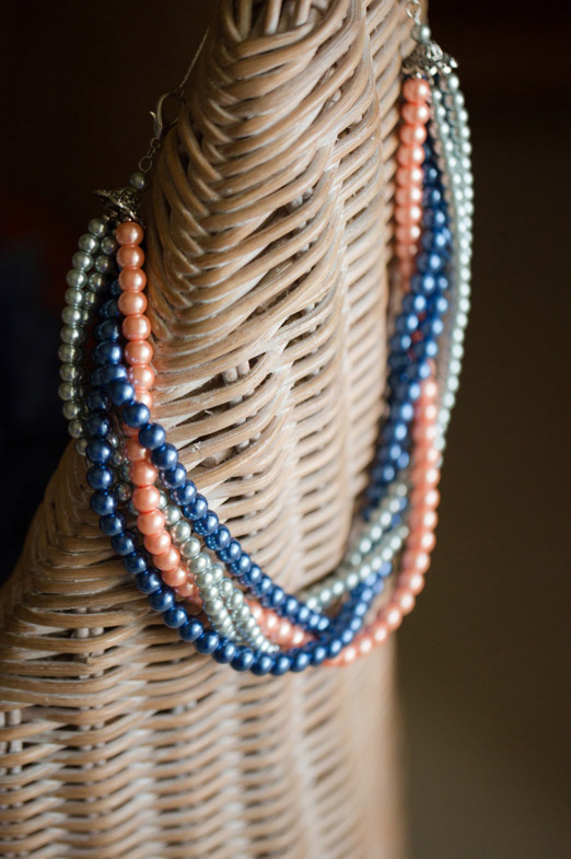 Colorful Pearls