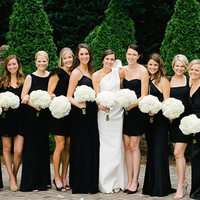9 Glam Bridesmaid Dress Ideas