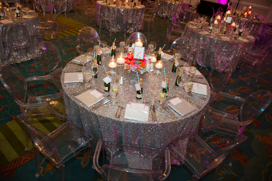 Glittering Tablescapes