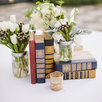 Book Centerpiece