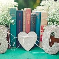 Book Decor Backdrop