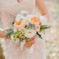 Romantic Bride's Bouquet