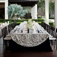 Lace Table Linens