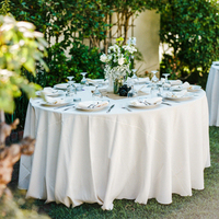 Crisp White Tablescape