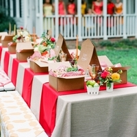 Picnic Tablescape