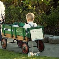 Creative Wagon Sign