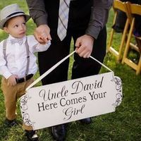 Personalized Decor Sign