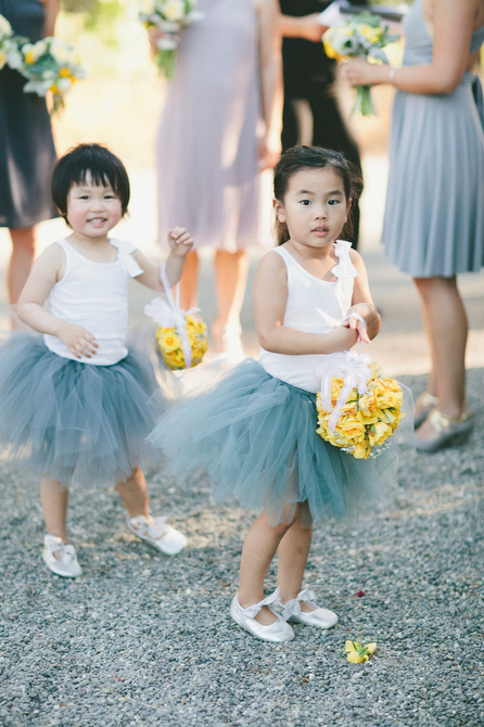 Little Tutus for Flower Girls