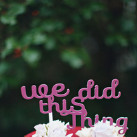 5 Sassy Cake Toppers That Say It All!
