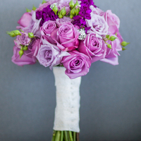 Spring Bride's Bouquet