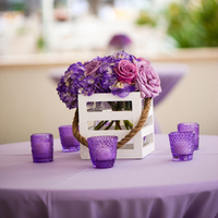 Cocktail Hour Centerpieces