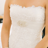 Beautiful Wedding Dress Bodice