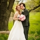 1396639044 small thumb relaxed illinois backyard wedding 5