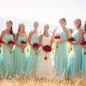 1396964619 thumb photo preview turquoise and red summer wedding 6