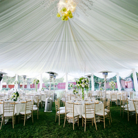 Stunning Reception Tent