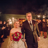 Sparkler Send-Off