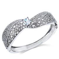 CZ Diamond Wedding Jewelry showcase