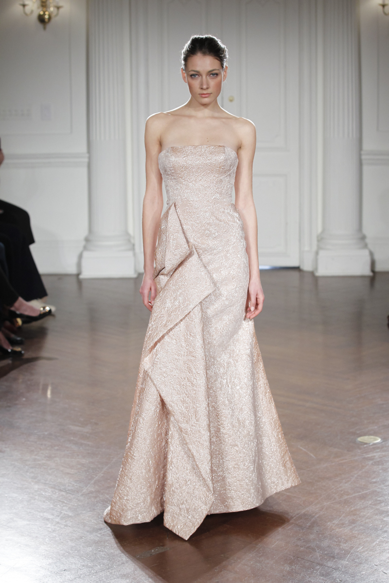 Peter Langner Evening Wear Spring 2015