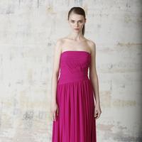 Monique Lhuillier Bridesmaids Spring 2015