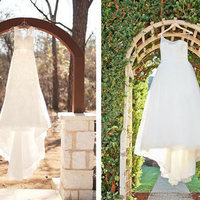 8 Picture Perfect Ways To Display Your Dress