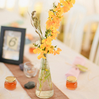 Freshly-Picked Centerpieces