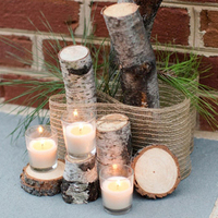 Tree Candle Holders