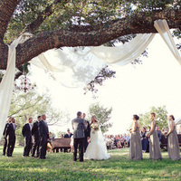 Tree Ceremony Backdrop