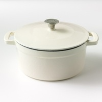 Food Network™ 5.5-qt. Enamel Cast-Iron Dutch Oven