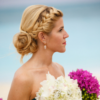 Bridesmaids in Braids