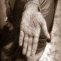 Intricate Henna Art