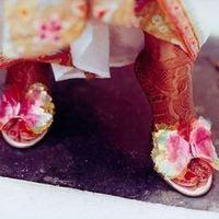 Henna Footwork